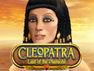 Cleopatra - Last Of The Pharaohs – игровой автомат от Novomatic